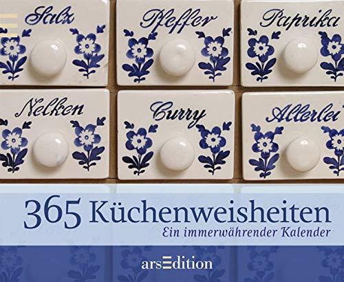 9783760763323: 365 Küchenweisheiten