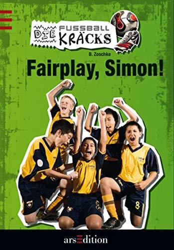 9783760763446: Die Fußballkräcks. Fairplay, Simon!: Band 4