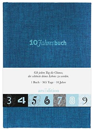 9783760763477: 10JahresBuch: Eintragbuch