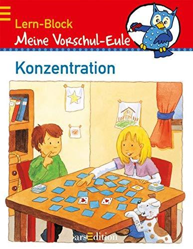 9783760763637: Meine Vorschul-Eule Konzentration