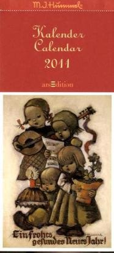 9783760764078: Hummel Postkarten Kalender 2011