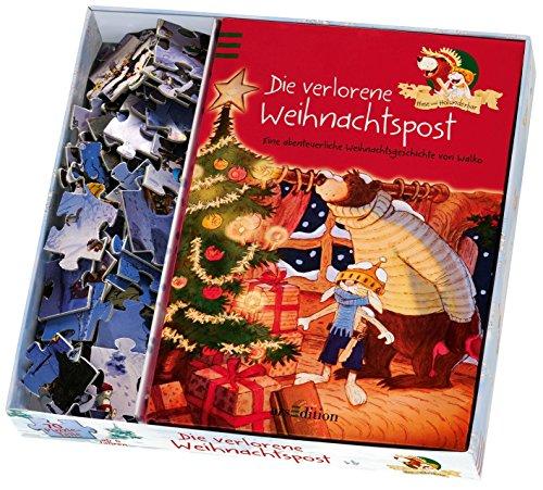 9783760764108: Hase und Holunderbär. Die verlorene Weihnachtspost