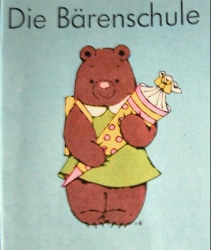 9783760765136: Die Bärenschule