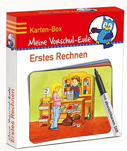 9783760768458: Erstes Rechnen: Meine Vorschul-Eule Karten Box