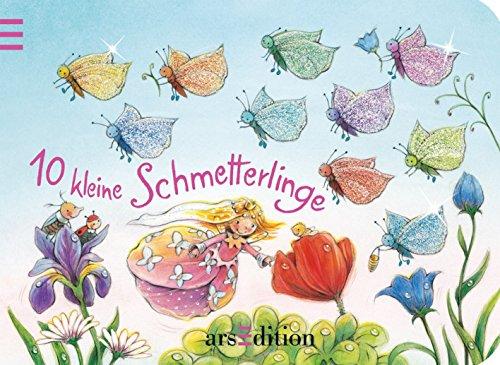 9783760769813: 10 kleine Schmetterlinge