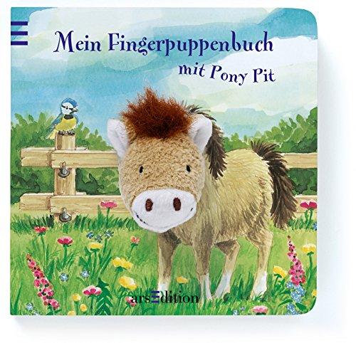 9783760769851: Mein Fingerpuppenbuch mit Pony Pit