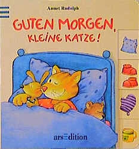 9783760771113: Guten Morgen, kleine Katze.