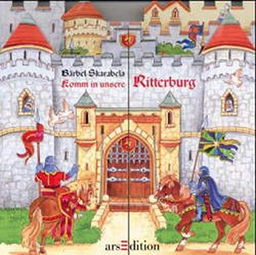 9783760772608: Komm in unsere Ritterburg