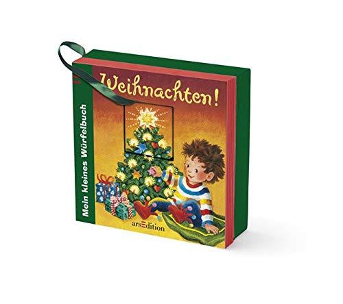 9783760778440: Weihnachten! Mein kleines W�rfelbuch