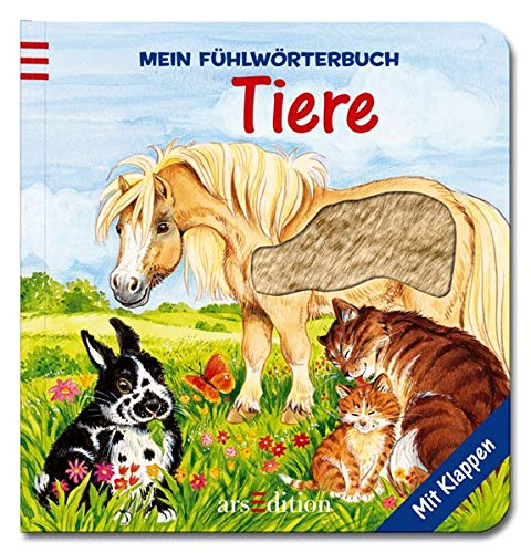 9783760778488: Mein F�hl-W�rterbuch Tiere