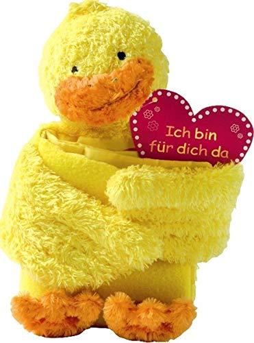 9783760778587: Ich bin f�r dich da (Ente)