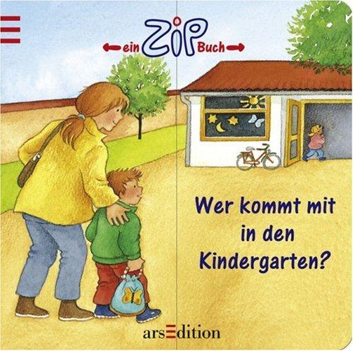 9783760778853: Wer kommt mit in den Kindergarten?