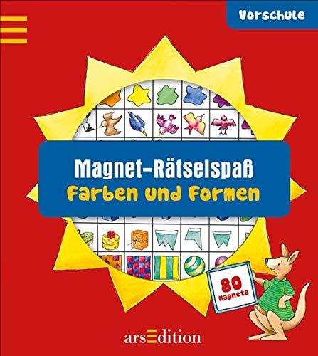9783760779201: Magnet-Rätselspaß: Farben und Formen