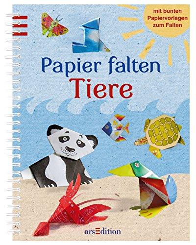 9783760780511: Papier falten - Tiere