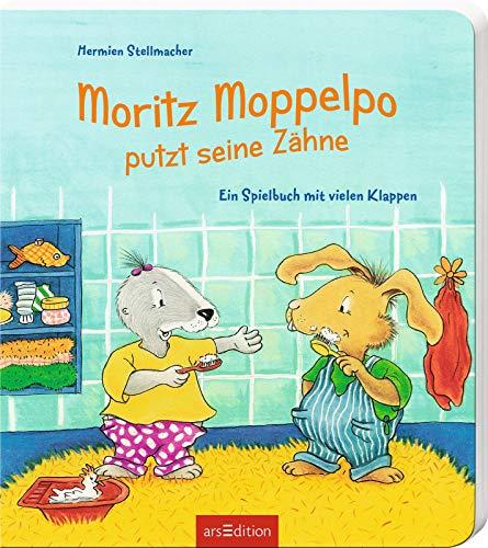 9783760780856: Moritz Moppelpo putzt seine Zähne