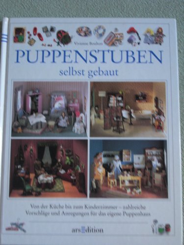 9783760782607 puppenstuben selbst gebaut von vivienne. Black Bedroom Furniture Sets. Home Design Ideas