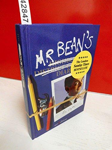 9783760783475: Mr. Bean's Diary