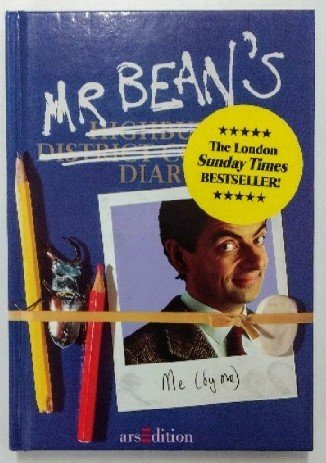 Mr. Bean's Diary (9783760783475) by [???]
