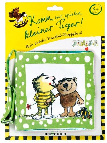 9783760787008: Komm, wir spielen, kleiner Tiger!: Mein liebstes Kuschel-Buggybuch
