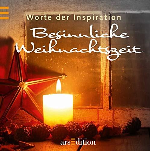 9783760787206: Besinnliche Weihnachtszeit: Worte der Inspiration