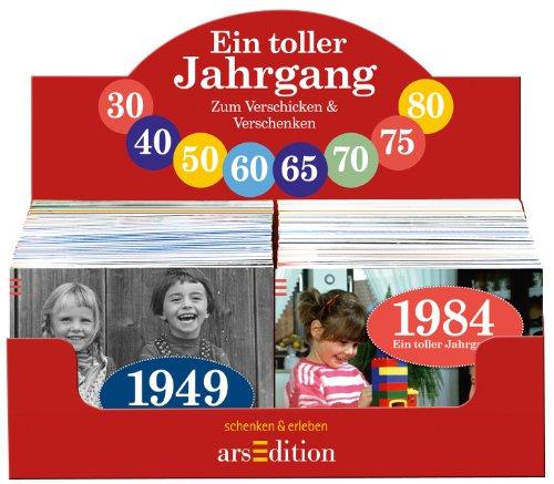 9783760787275: Jahrgangsminis 2014 (Display m. 100 Ex.)