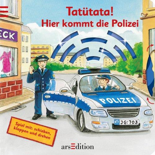9783760787466: Tatütata! Hier kommt die Polizei