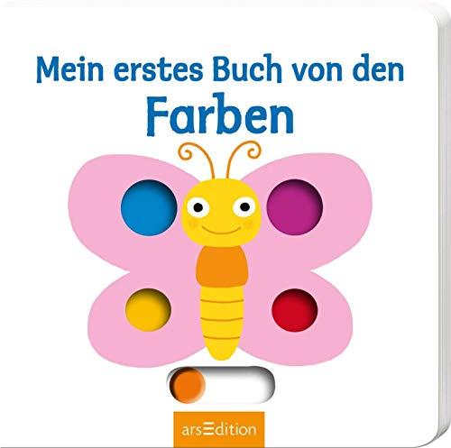 9783760788593: Mein erstes Buch von den Farben