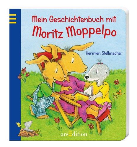 9783760791364: Mein Geschichtenbuch mit Moritz Moppelpo