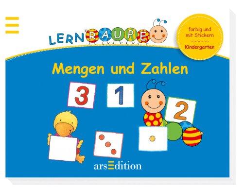 9783760791395: Lernraupe - Mengen und Zahlen