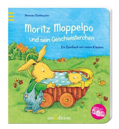 9783760799483: Moritz Moppelpo und sein Geschwisterchen