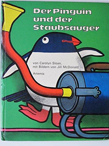 9783760803678: Der Pinguin und der Staubsauger