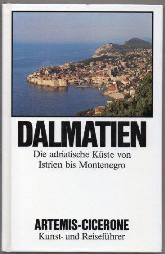 9783760807683: Dalmatien. Von Istrien bis Montenegro