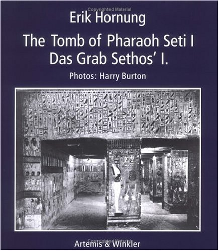 9783760810478: The Tomb of Pharaoh Seti I