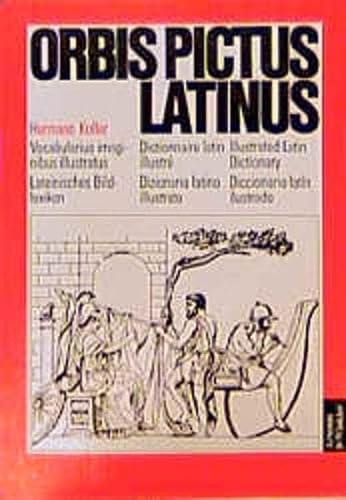9783760812083: Orbis pictus Latinus. Lateinisches Bildlexikon.