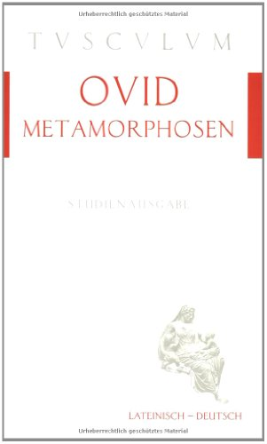 9783760813622: Metamorphosen
