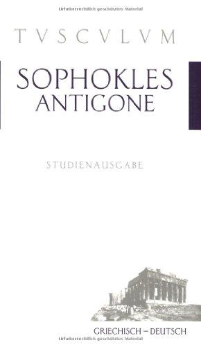 9783760813639: Antigone.