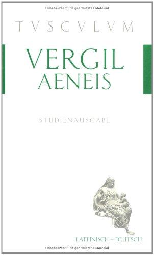 9783760813677: Aeneis. Lateinisch - Deutsch. Auszüge.
