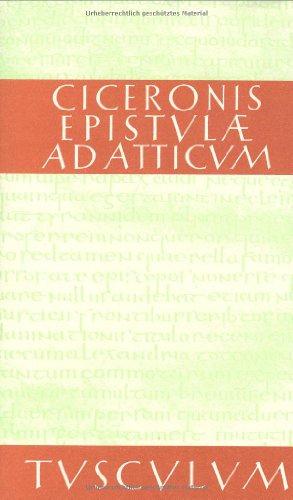 Atticus Briefe (Sammlung Tusculum) - Cicero
