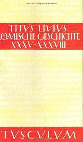 9783760815589: Römische Geschichte. Lat. /Dt.: Römische Geschichte, 11 Bde., Buch.35-38: BD 8