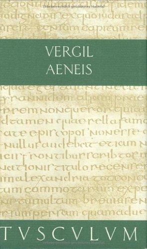 9783760817408: Aeneis. Prosaübersetzung