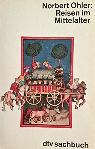 9783760819136: Reisen im Mittelalter
