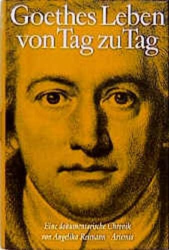 9783760827384: Goethes Leben von Tag zu Tag. - Zuerich Bd. 8., 1828 - 1832 Artemis-Verl