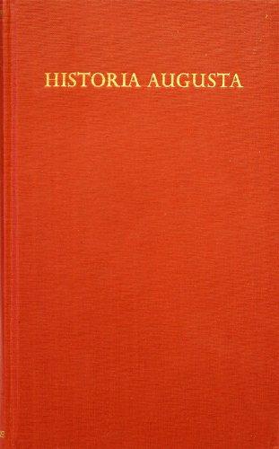 9783760835686: Historia Augusta: Römische Herrschergestalten (Die Bibliothek der alten Welt) (German Edition)
