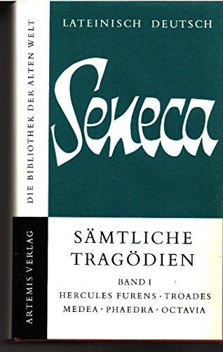 9783760836232: Tragoedias = Sämtliche Tragödien (Die Bibliothek der alten Welt)