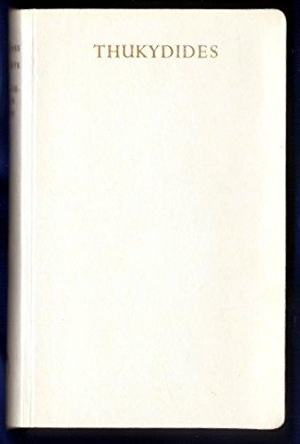 9783760836317: Geschichte des Peloponnesischen Krieges (Die Bibliothek der alten Welt)