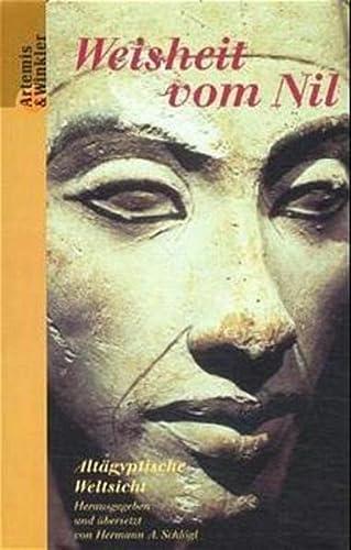 9783760840864: Weisheit vom Nil