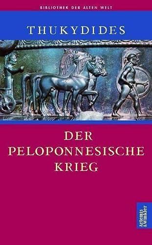 9783760841038: Der Peloponnesische Krieg