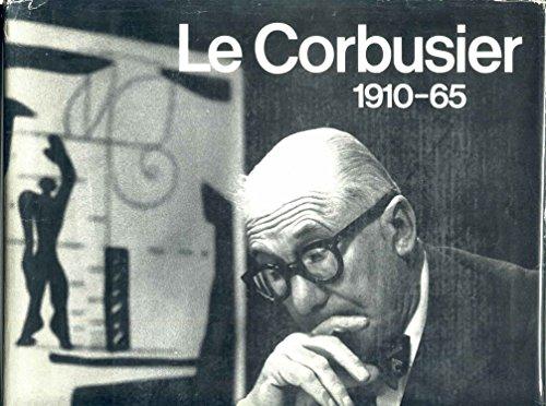 9783760880198: Le Corbusier, 1910-65