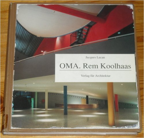 9783760880891: OMA - Rem Koolhaas. Bauten und Projekte 1980-1991