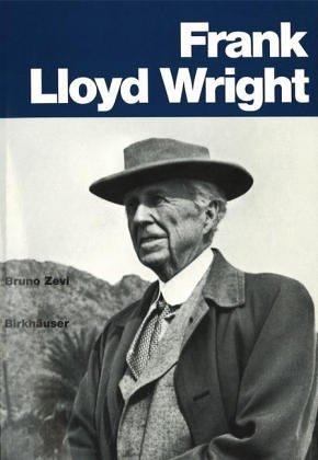9783760881102: Frank Llyod Wright